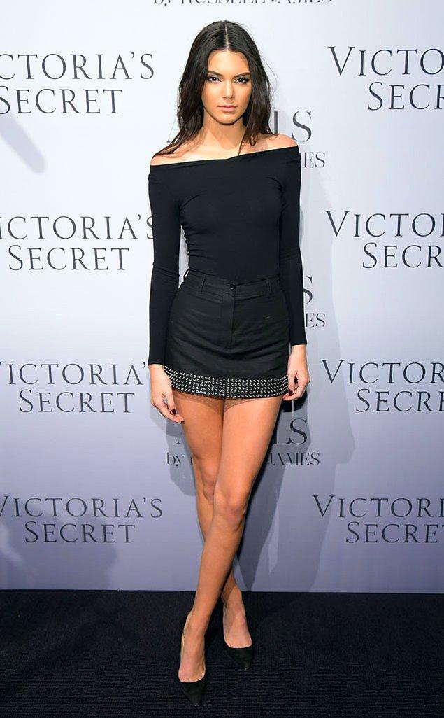 8. Kendall Jenner