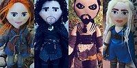 Изумительные рукодельные куклы, вдохновленные сериалом «Игра Престолов»