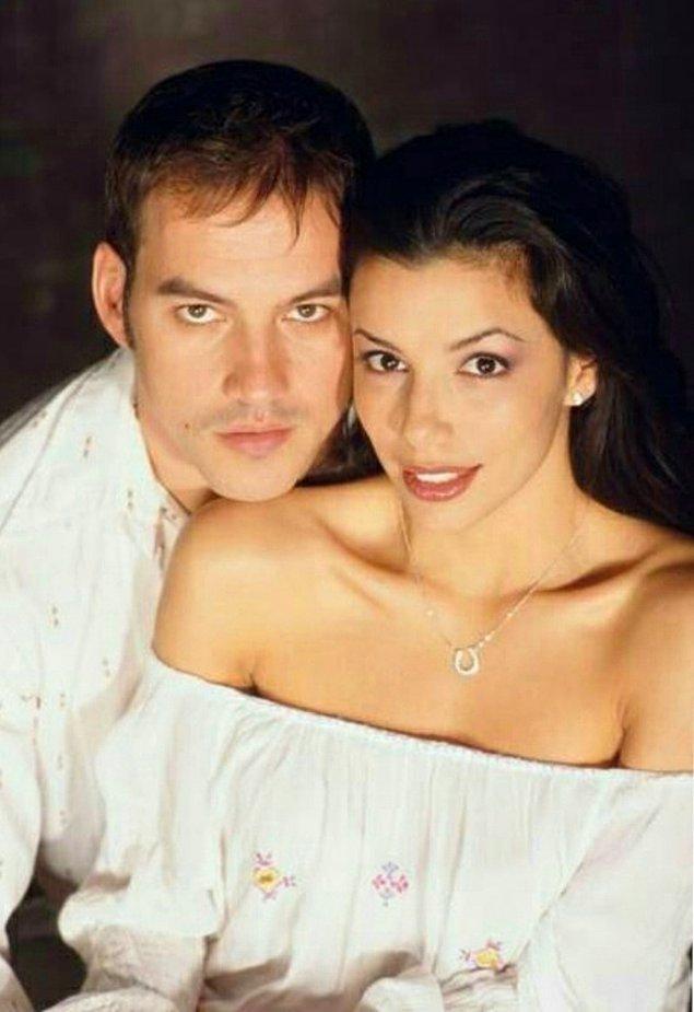 Tyler Christopher & Eva Longoria