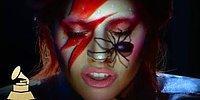 """Леди Гага выступила на """"Грэмми"""" в образе Дэвида Боуи"""