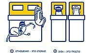 Инструкция по отношениям от IKEA