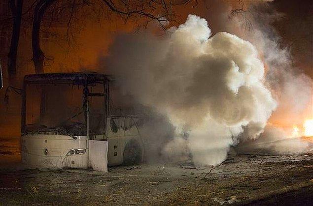 İkinci patlama iddiası