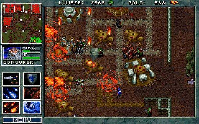 13. Warcraft