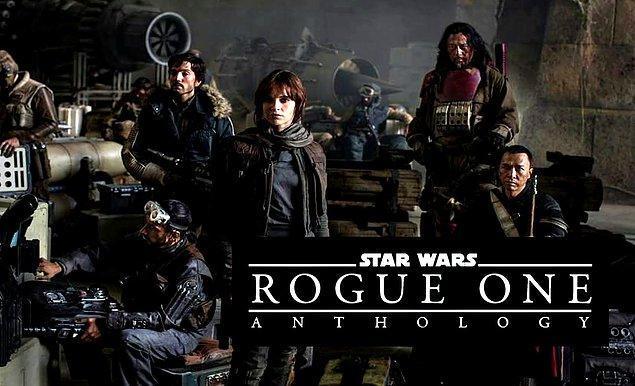 12. Star Wars Anthology: Rogue One (16 Aralık 2016)