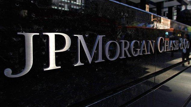 20. JP Morgan Chase