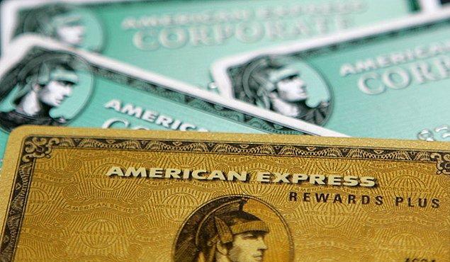 11. American Express