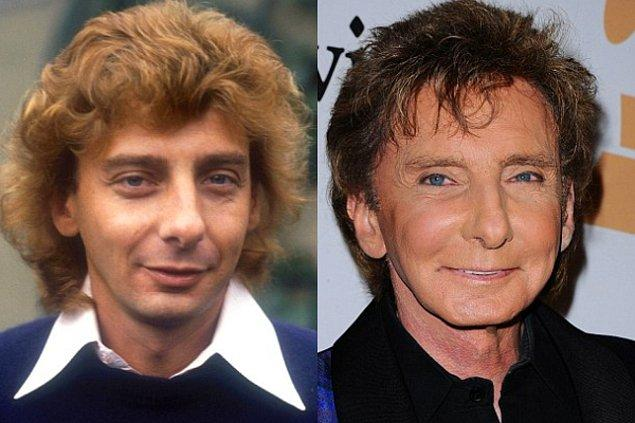 6. Barry Manilow