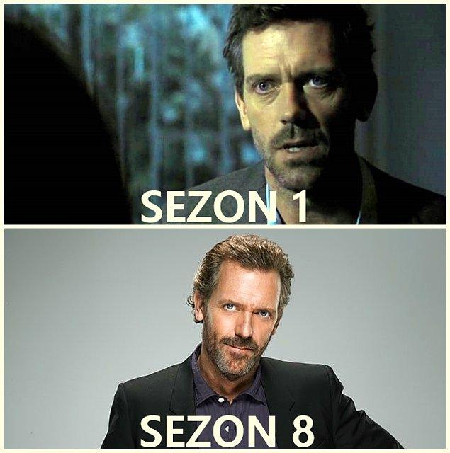 4. Dr. Gregory House (Hugh Laurie)