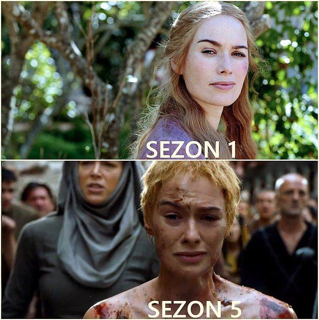 19. Cersei Lannister (Lena Headey)