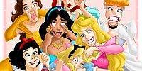 Какая диснеевская принцесса характеризует твой знак зодиака?!
