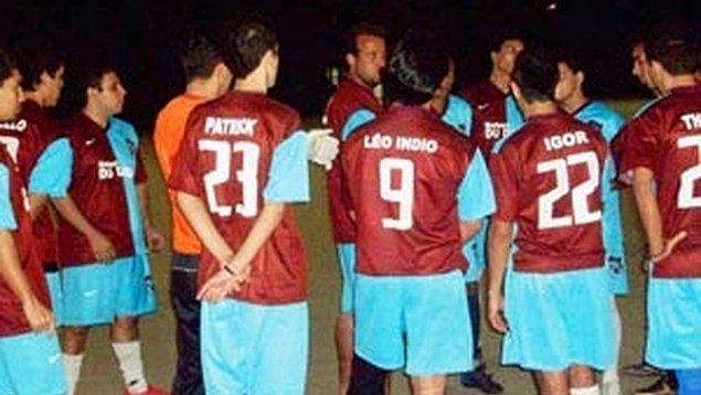 Bazen Brezilya'da bir futbol takımı.