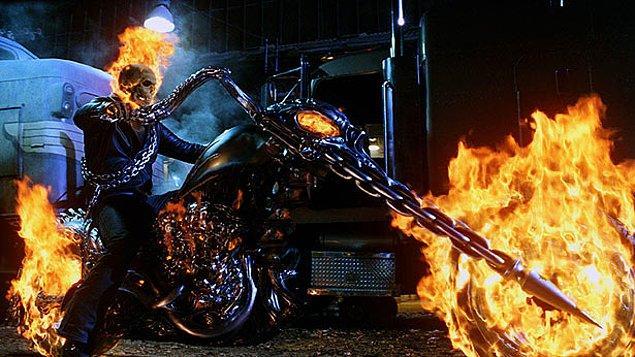 13. Arkadaşının motoruyla fotoğraf çekilirken hissettiğin: