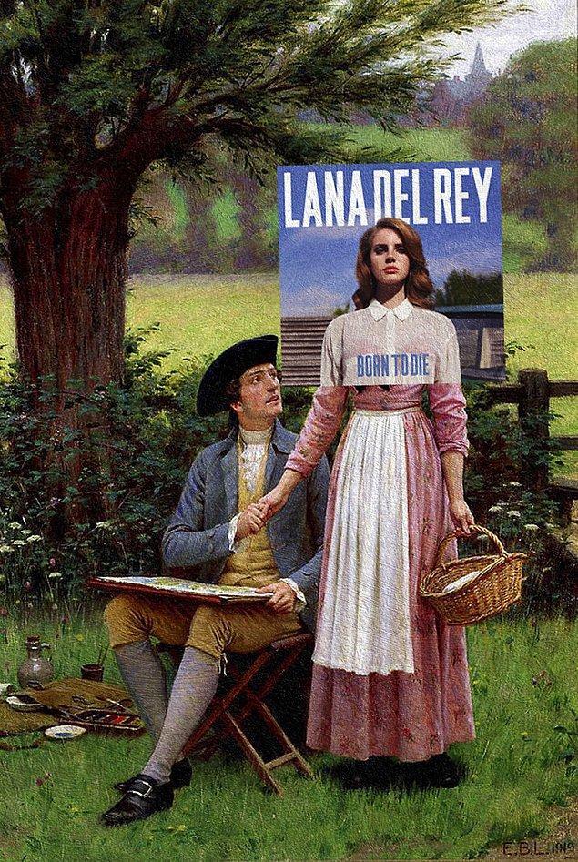 1. Albüm: Born To Die - Lana Del Rey