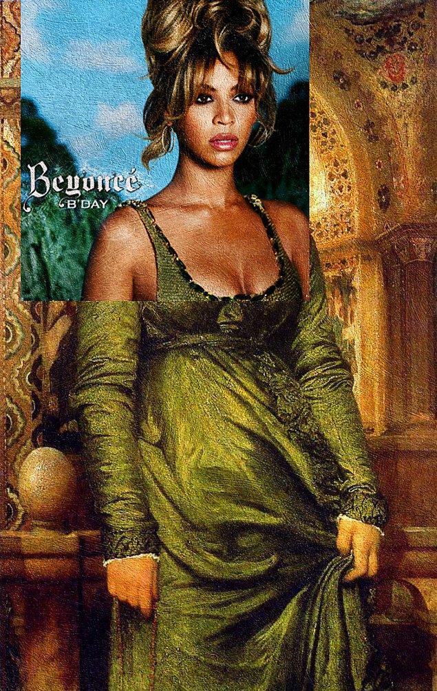 5. Albüm: B'day - Beyoncé