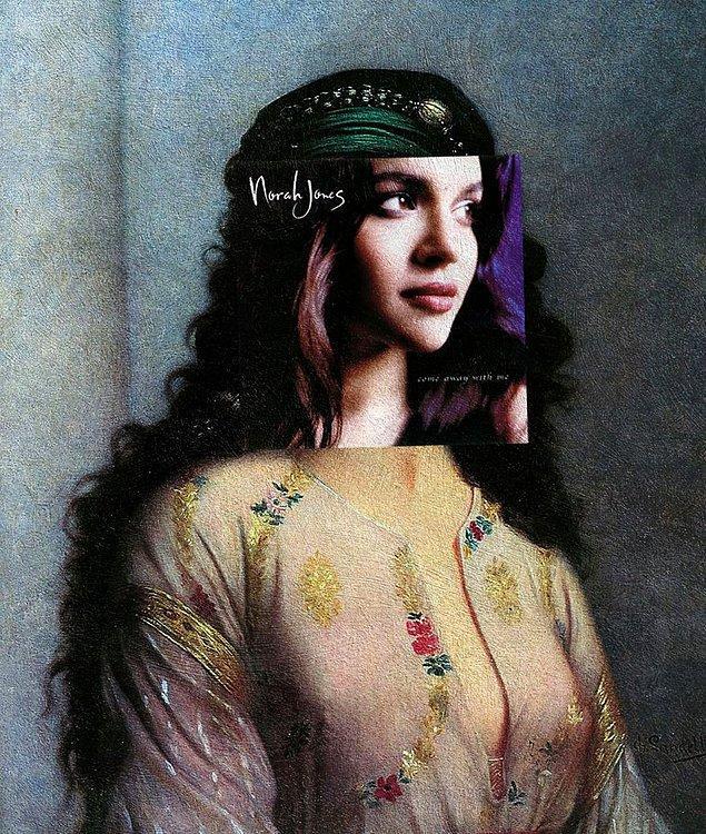 18. Albüm: Come Away With Me - Norah Jones