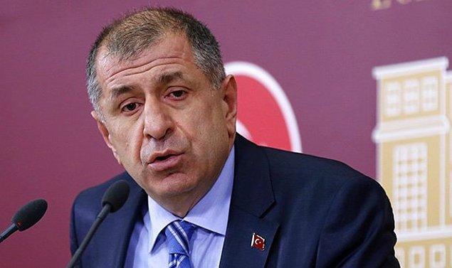 """""""MHP Genel Başkan Yardımcılığı görevinden istifamı Genel Merkez'e ilettim"""""""