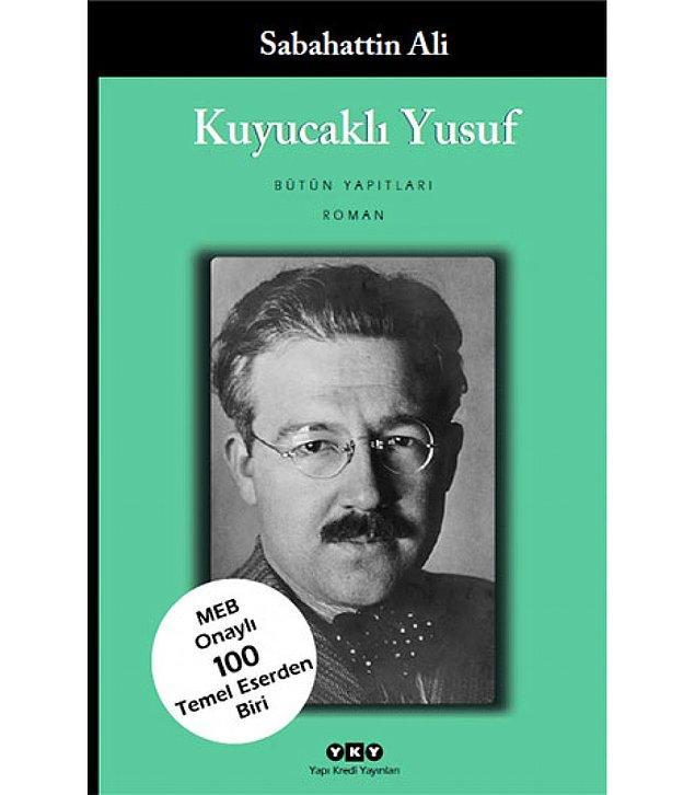 İlk kitabı Kuyucaklı Yusuf'u 1937'de kaleme alır.
