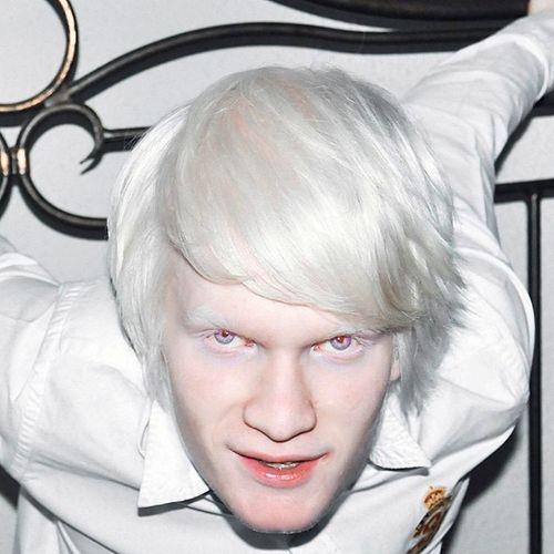 Модели альбиносы фото веб сайт отзывы моделей