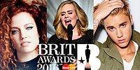 Очарование красной дорожки: британские звезды на церемонии Brit Awards-2016