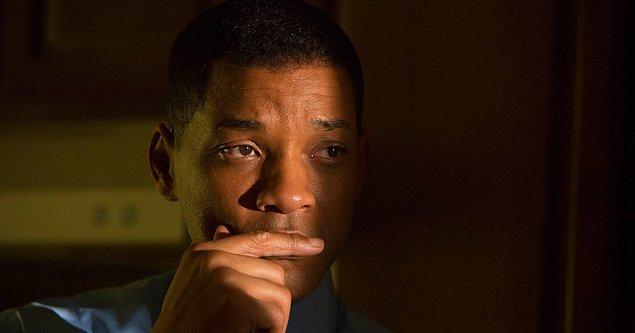 """2. """"Concussion (2015)"""" filmindeki rolüyle """"Will Smith"""""""