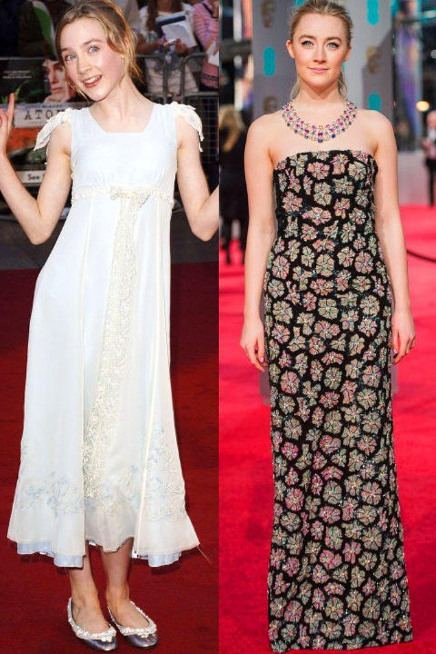 6. Saoirse Ronan