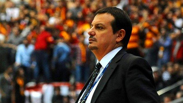 Ergin Ataman: Bugün kaybetsek de takımımın oyunundan memnunum