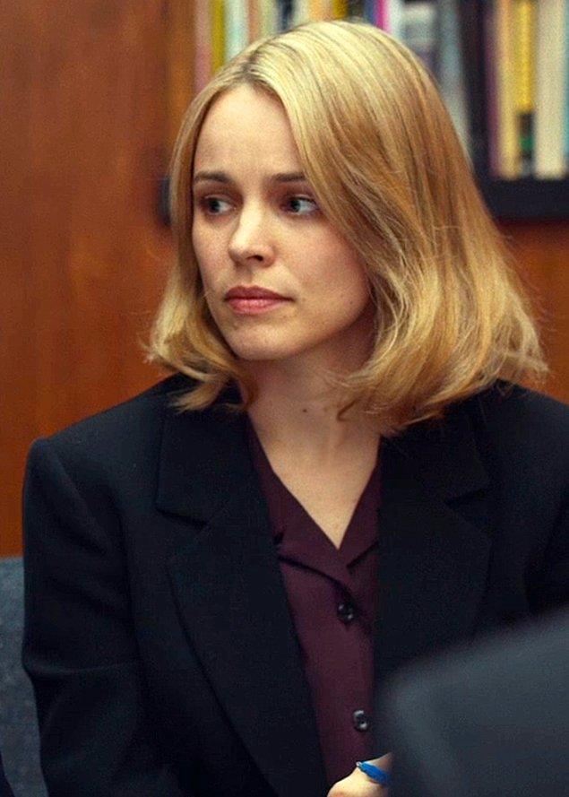 13. Spotlight filmindeki rolüyle Rachel McAdams (En İyi Yardımcı Kadın Oyuncu)