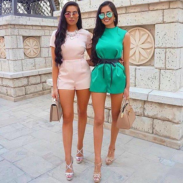 7. Klaudia & Laura Badura