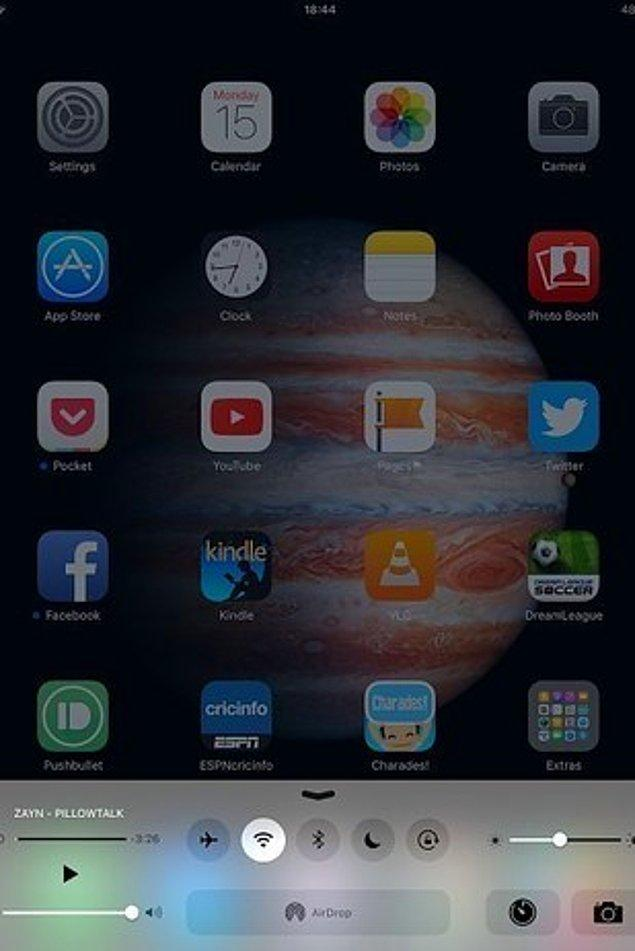 Not: Bu hack iPhone'da olduğu gibi iPad'lerinizde de çalışır.
