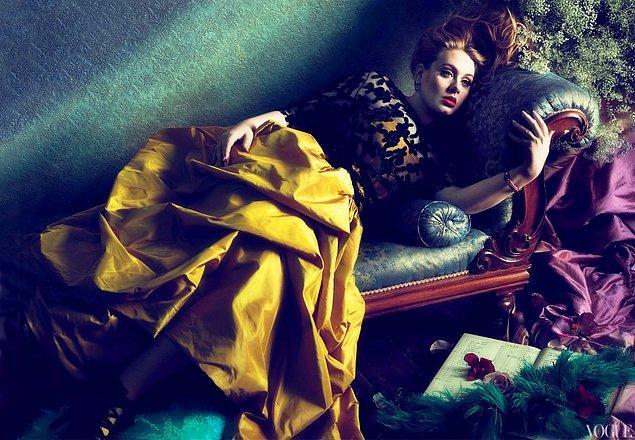 17. Adele