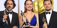 14 памятных и забавных моментов Оскара 2016