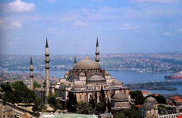 2. Süleymaniye Camisi