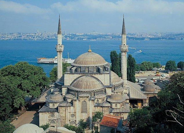 13. Mihrimah Sultan Camisi