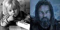 Детские и юношеские фотографии победителей и номинантов премии Оскар