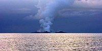 Невероятные фото: рождение нового острова