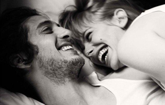 Sonsuza kadar genç ruhlu ve ateşli kalacak aşıklar!