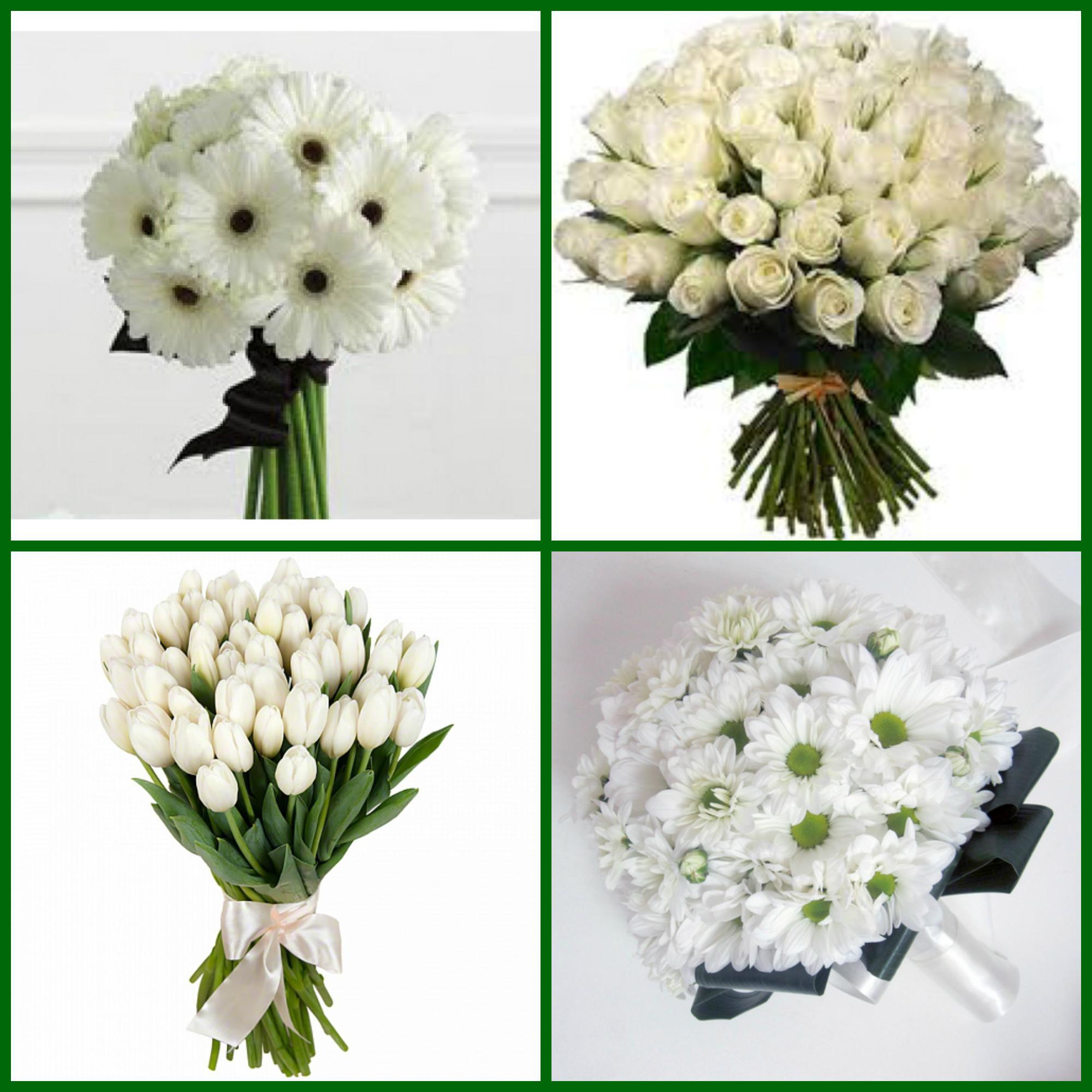 Фраза про цветы и девушек