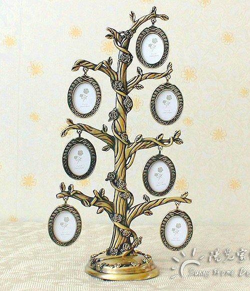 """4. Фоторамка-дерево """"Любимая семья"""" ???"""