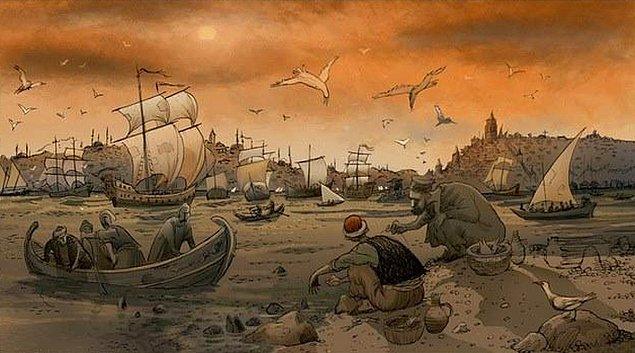 4. Puslu Kıtalar Atlası romanının yazarı kimdir?