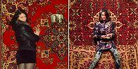 32 Visuals Showing That Rugs On Walls Are An Important Part Of Daily Life In Russia