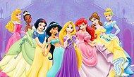 Какая ты диснеевская принцесса?