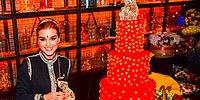 Богатые и знаменитые: Ксения Бородина отметила день рождения в индийском ресторане