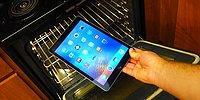 Сегодня на ужин жарим... iPad Air 2!
