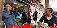 Что произойдет, если Криштиану Роналду выйдет на улицу попить чай?