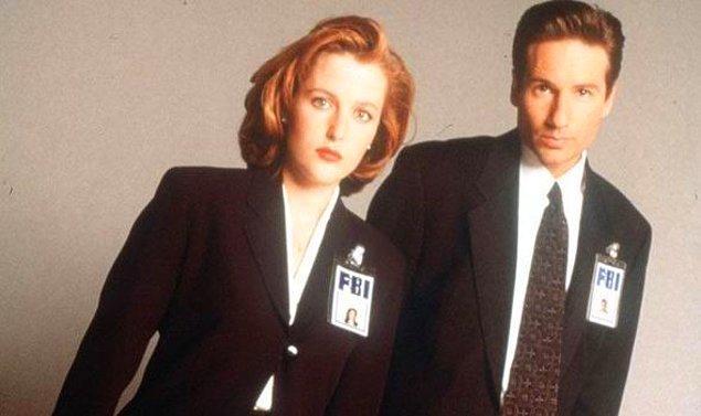 11. The X Files (Gizli Dosyalar)