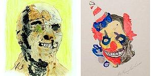 10 Serial Killers And Their Drawings Reflecting Their Psychology