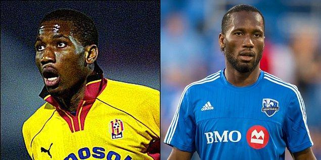 19- Didier Drogba