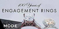 Как менялись обручальные кольца на протяжении последних 100 лет