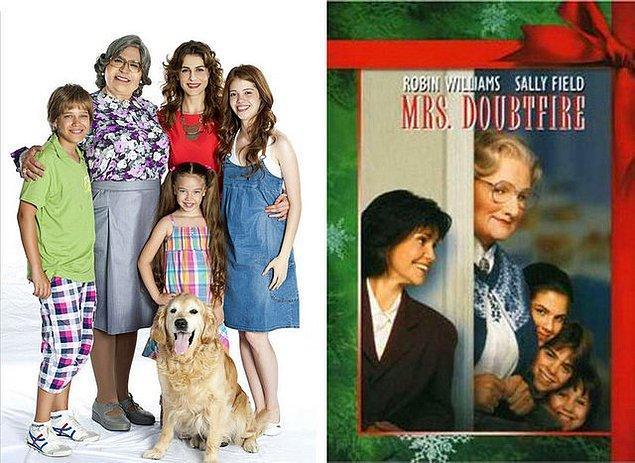 5. Hayatımın Rolü & Mrs. Doubtfire