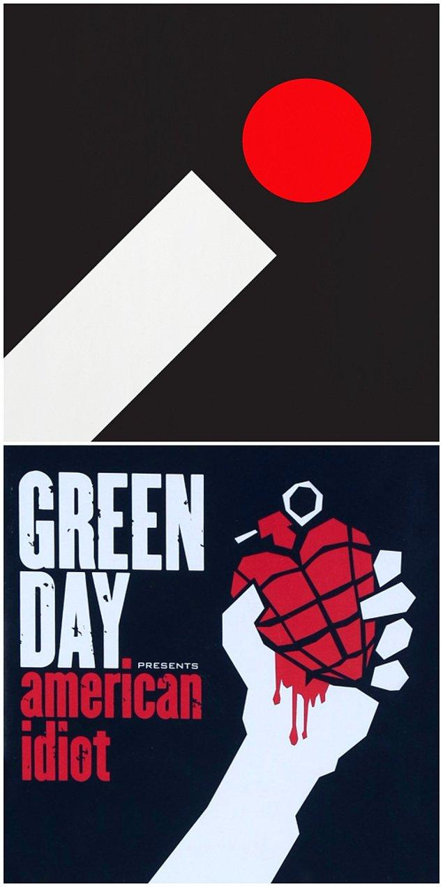 8. Green Day - American Idiot